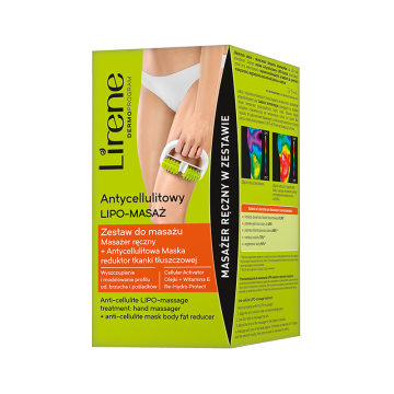 Anti-cellulite Lipo-massage treatment