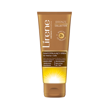 Bronze Collection Self-tanning cream
