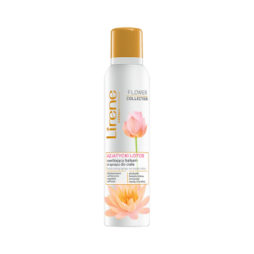 Flower Collection Moisturizing spray-on body lotion