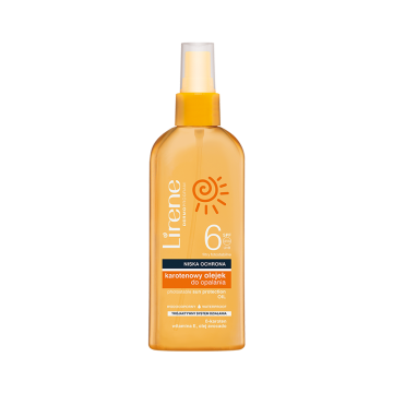 Sun Protection Oil with betacarotene