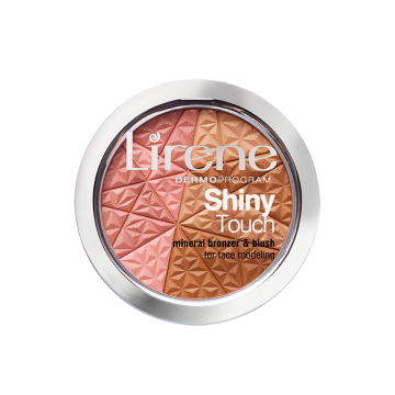 Shiny Touch Mineral bronzer and blush