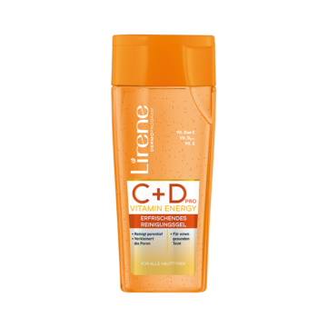 Vitamin Energy Energizing cleansing gel