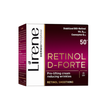 Retinol D-Forte Pro-lifting cream reducing wrinkles