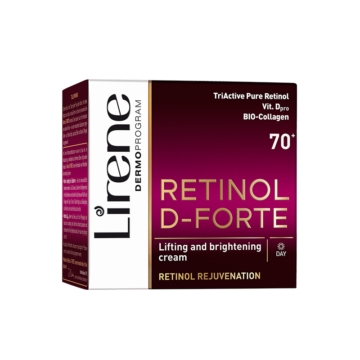 Retinol D-Forte Lifting and brightening cream