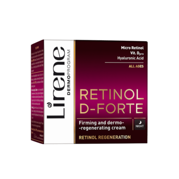 Retinol D-Forte Firming and dermo-regenerating cream