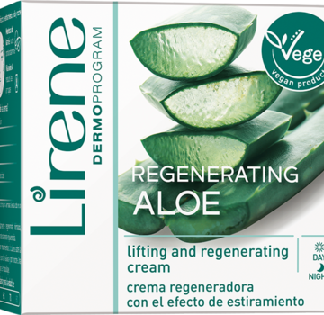 Regenerating aloe and karite butter lifting day&night cream