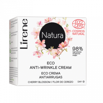 Eco anti-wrinkle cream day cream
