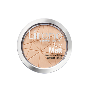 City Matt Mineral compact powder