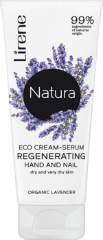 Eco cream-serum regenerating hand and nail